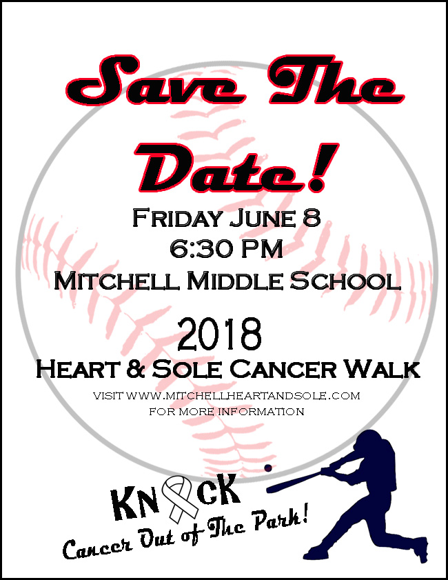 2018 Heart & Sole Walk Save the Date
